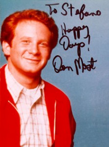 Actual Don Most Autographed Photo