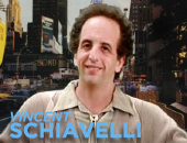 Veteran charactor actor Vincent Schiavelli helmed a uniquely restrained Saturday Night News